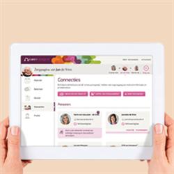 Online zorgportaal voor afstemming mantelzorg